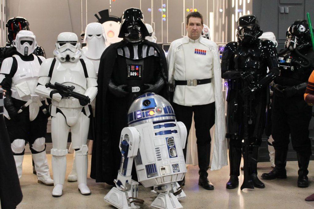 Comic Con Gothenburg Star Wars Cosplay