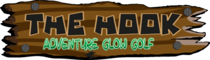 The Hook adventure glow golf Entretainment Entre Malmö