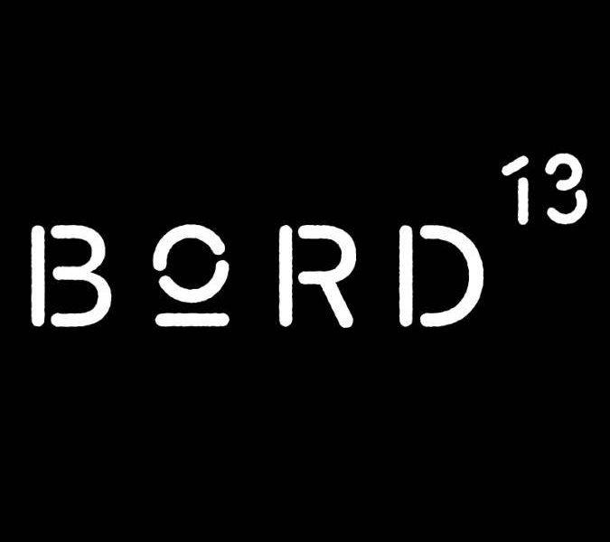 bord 13 logo