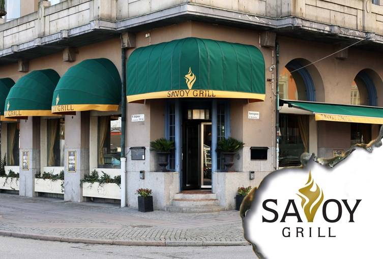 savoy grill place
