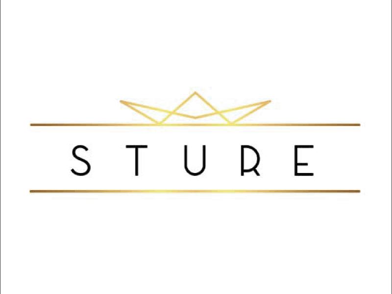 sture logo text