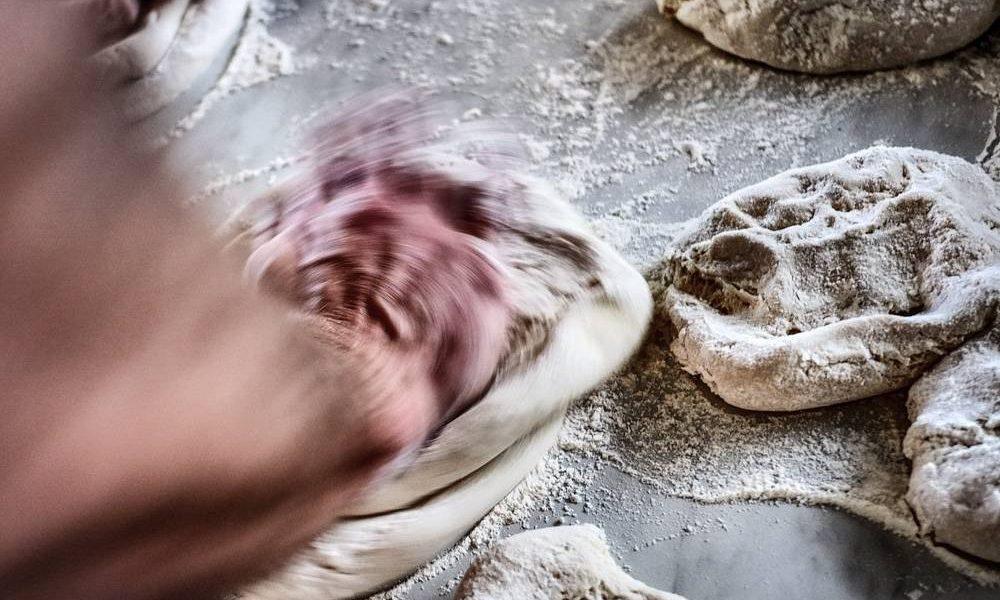 Hedvigsdal bread pizza