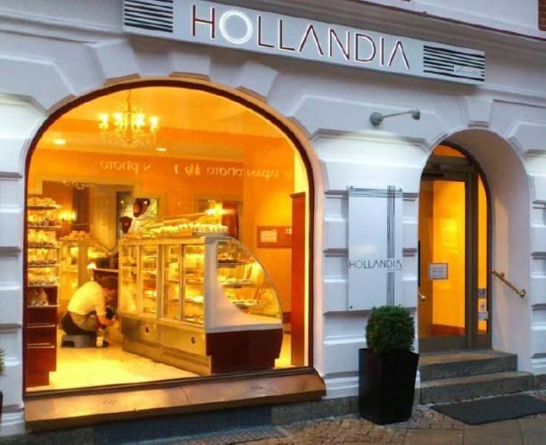 hollandia outside