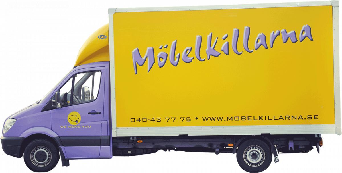 möbelkillarna truck