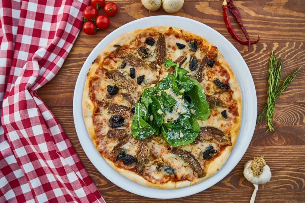 rexs pizzeria pizza