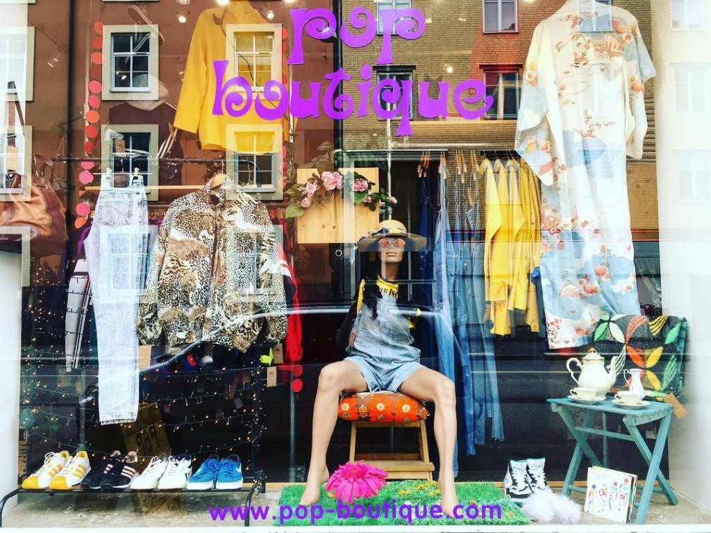 pop boutiqe