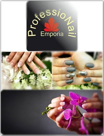 professional nail emporia