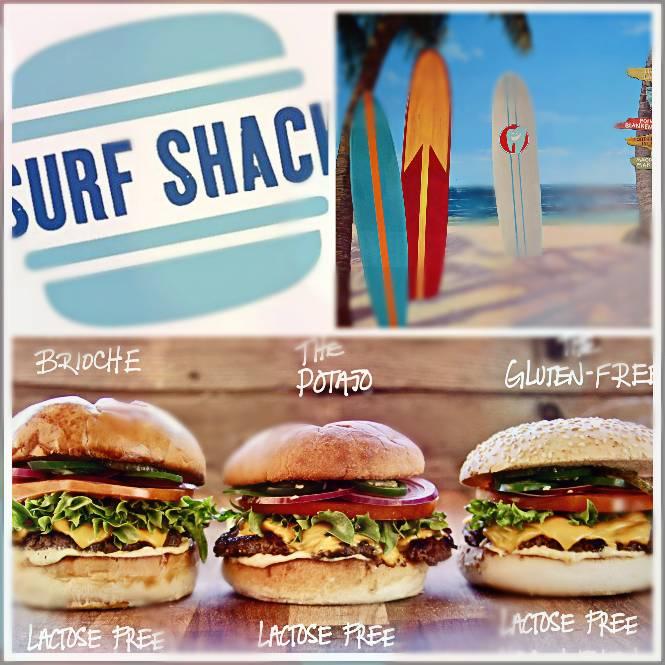 surf shack malmo burgers