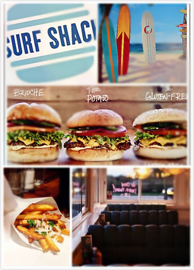 surf shack ribersborg malmo burgers