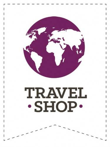 travel shop logo
