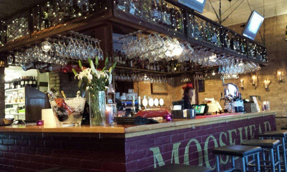 moose bar and restaurant inside