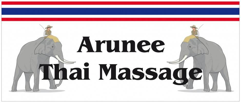 arunne thai massage logo