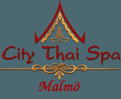 city thai spa malmö logo