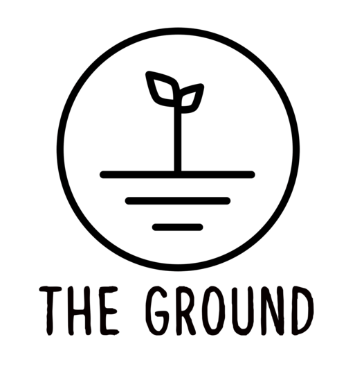 the ground logo
