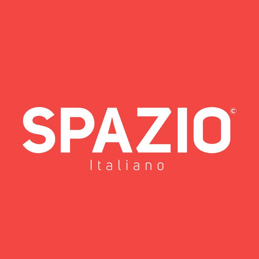 spazio logo text