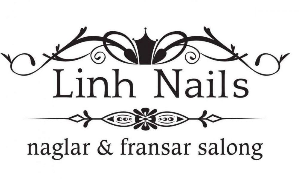 linh nails logo