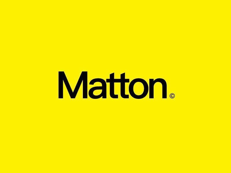 matton butiken logo