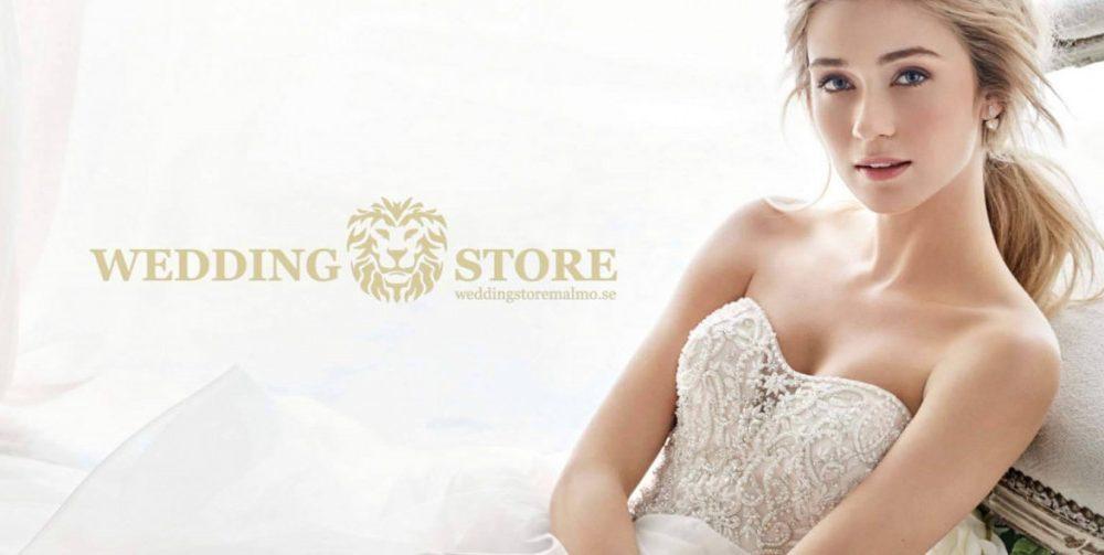 palm design weeding store image logo