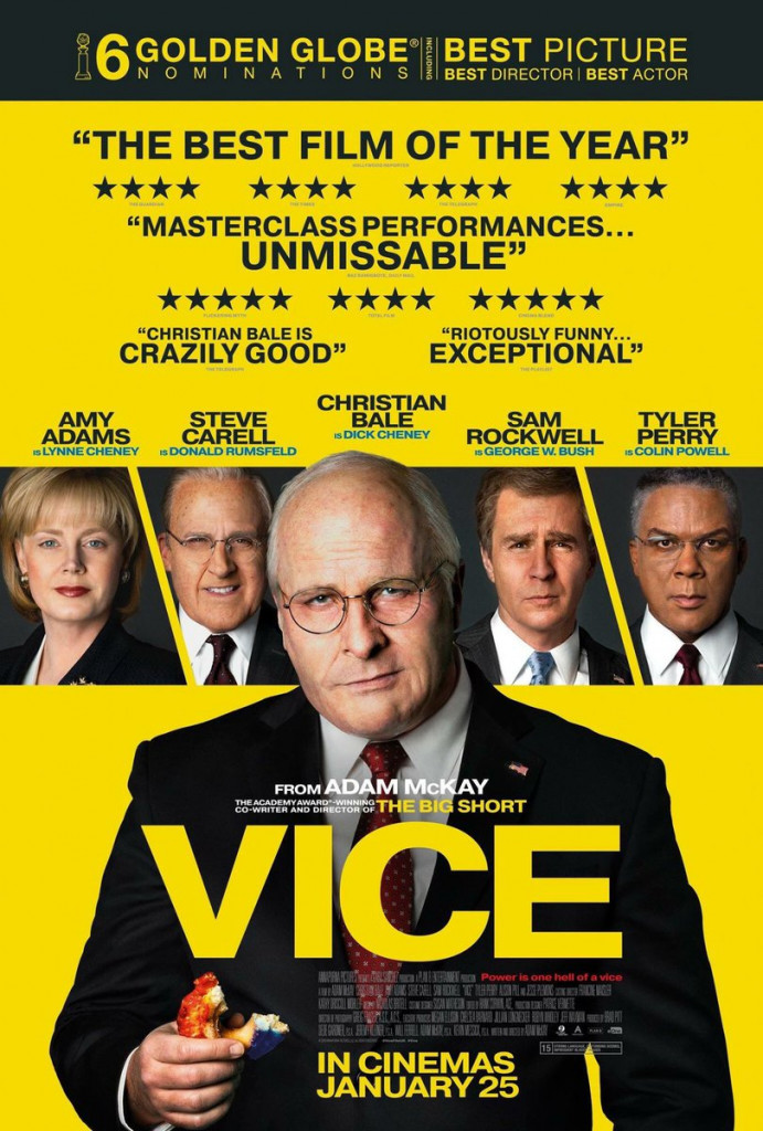 Vice - Moview Review