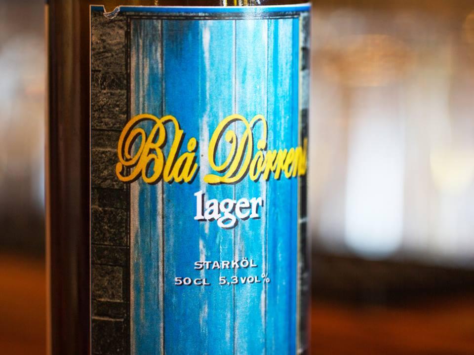 blå dörren can