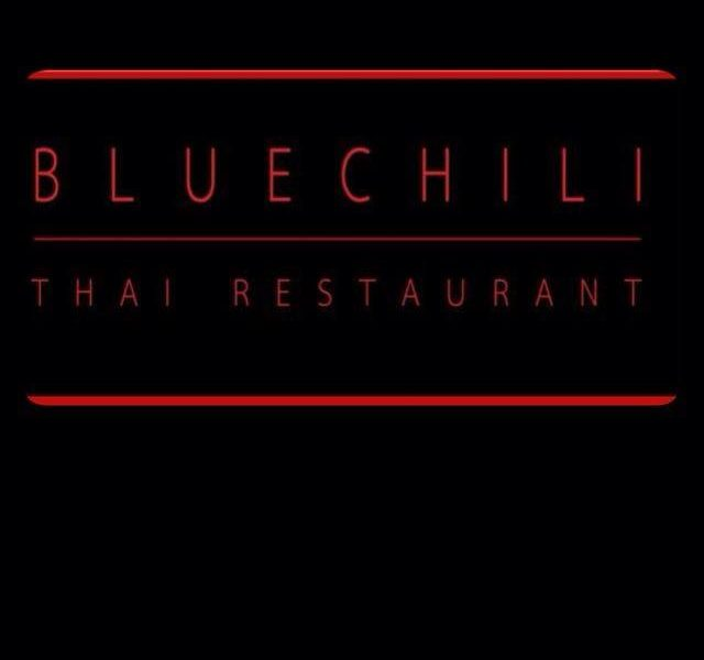 blue chili logo