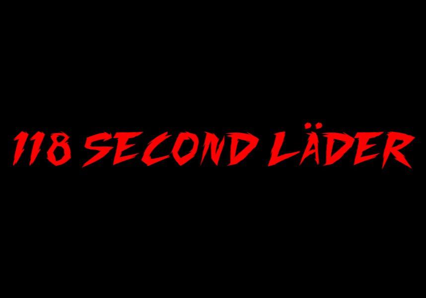118 second läder