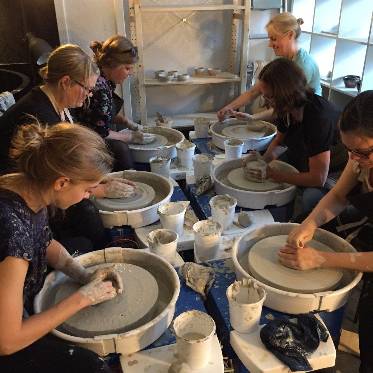 The Clay Lab Malmö