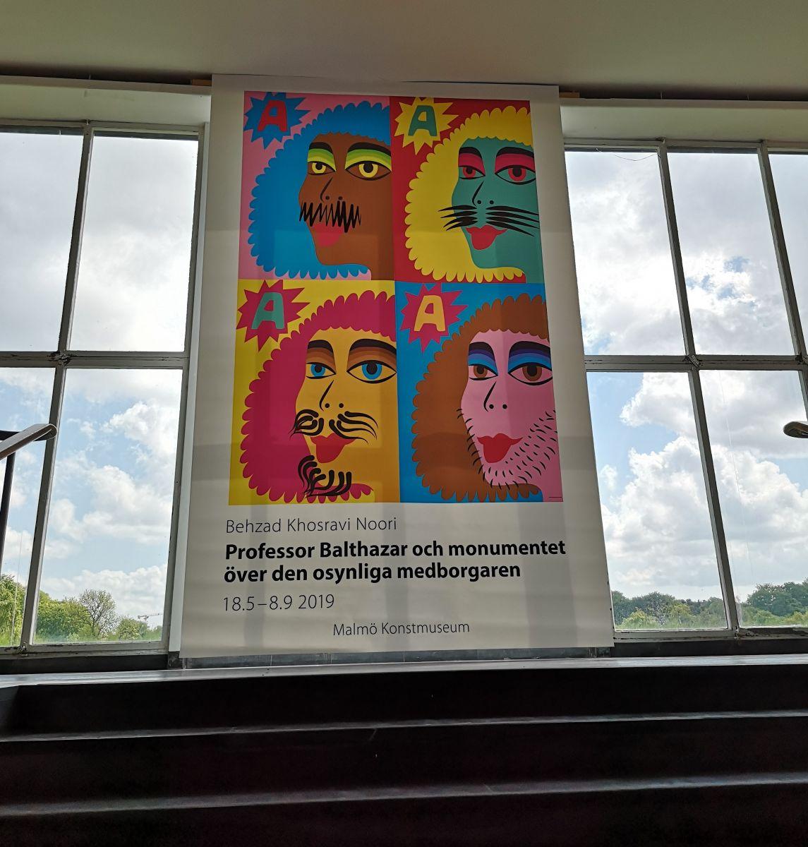 Profesor Balthazar poster
