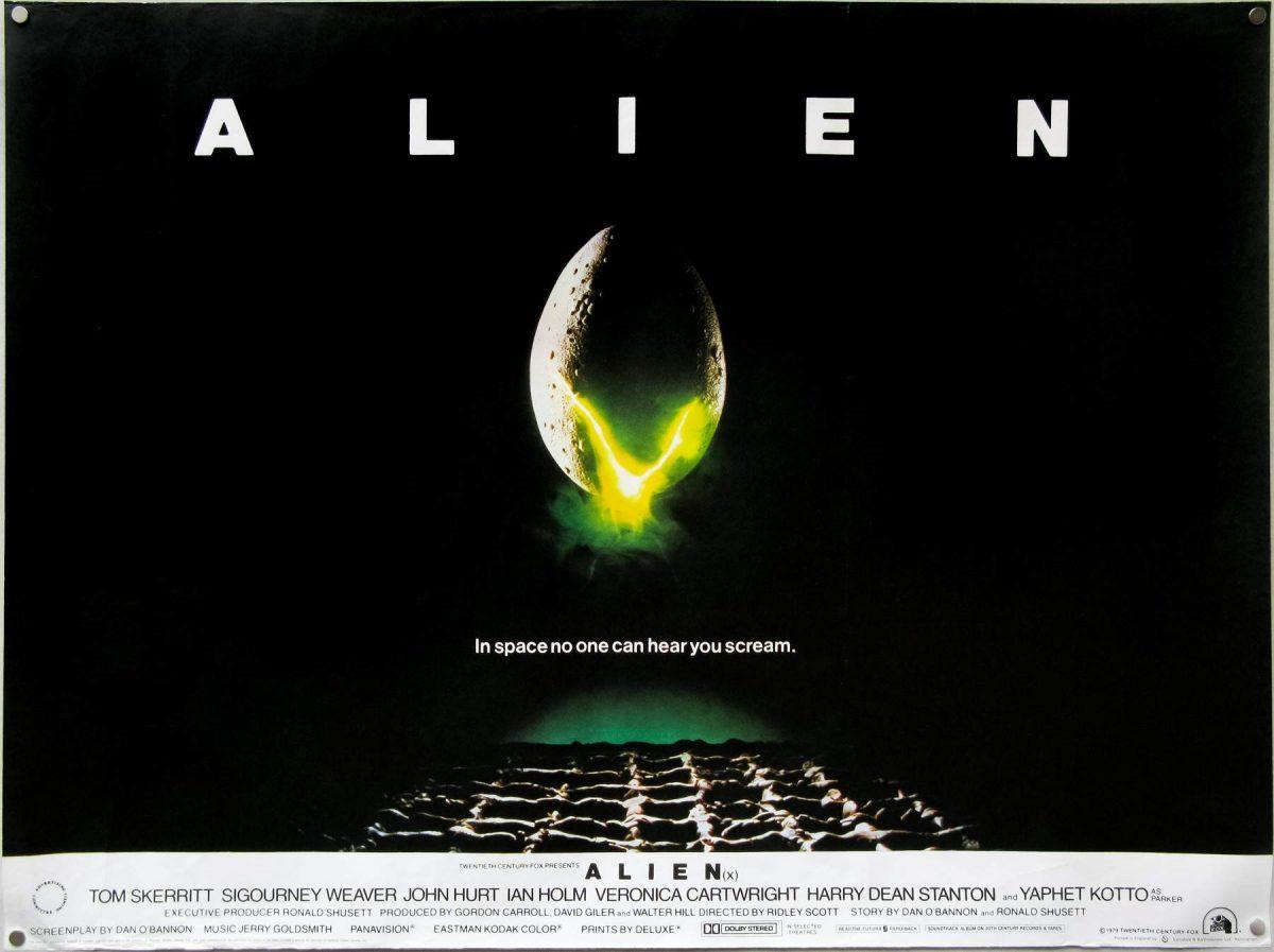 Alien movie review