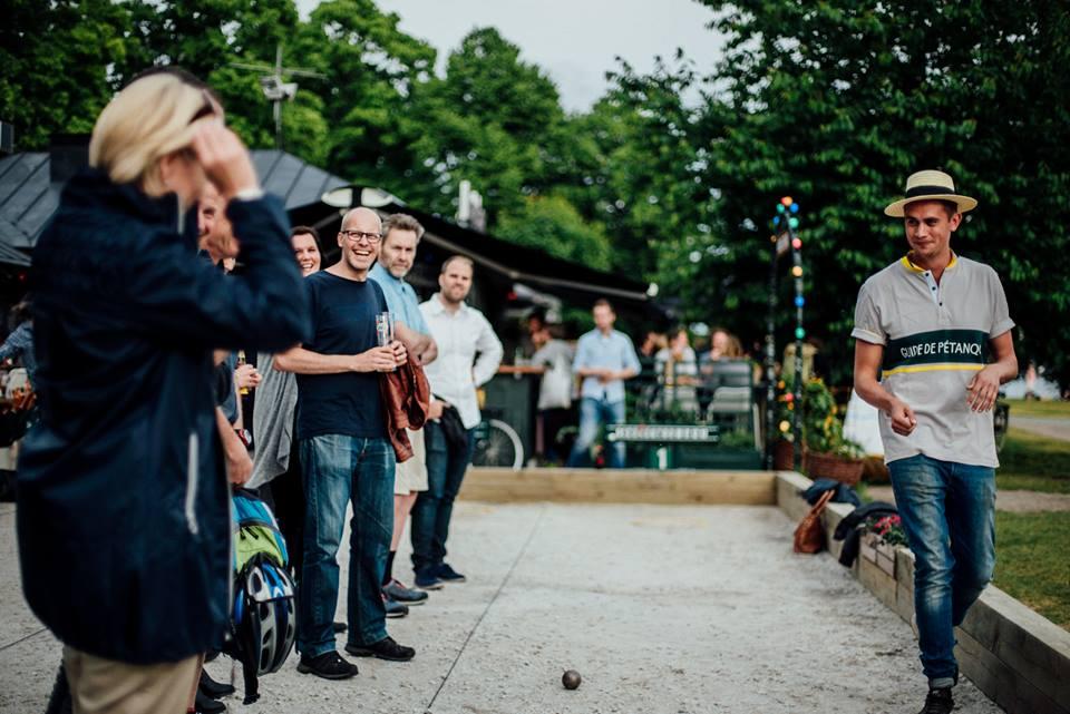Boulebar Stockholm Boule