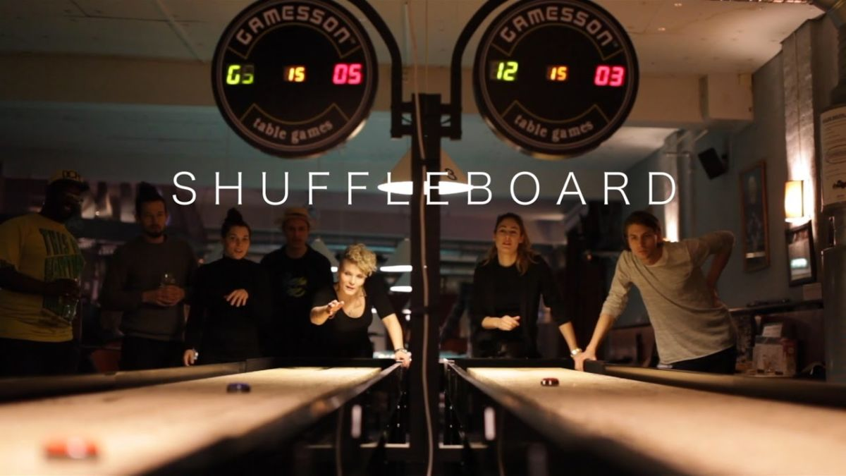 Malmö Royal Sportbar Biljard Shuffleboard