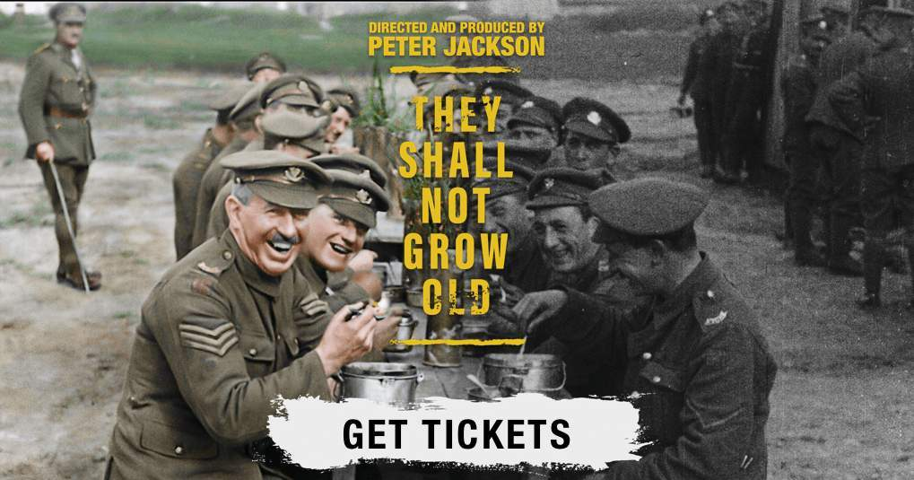 They shall not grow old - Movie review