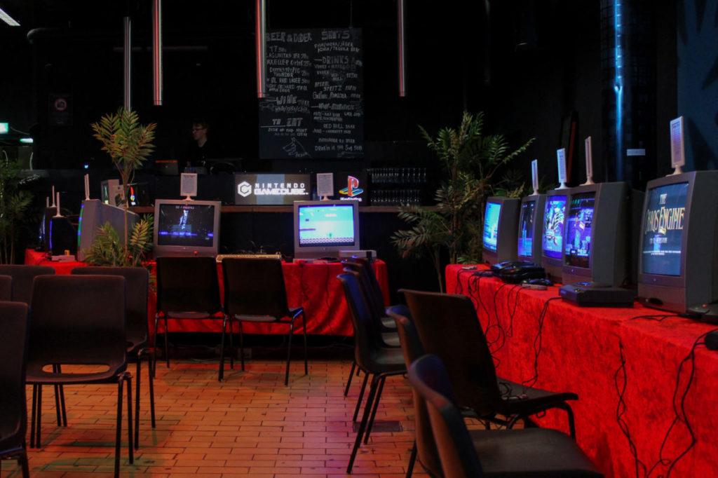 Retrospelsfestivalen Nintendo Games