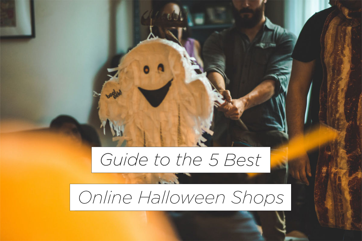BestIn Sweden Guide Image for 5 best halloween shops