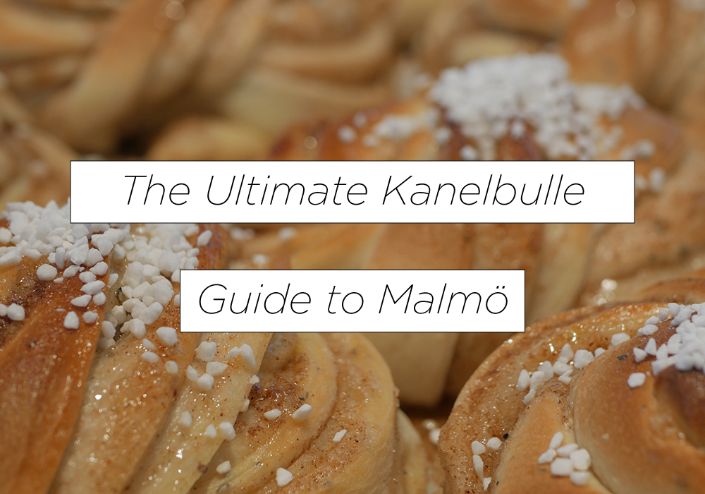 Kanelbullens dag guide to malmö cover photo
